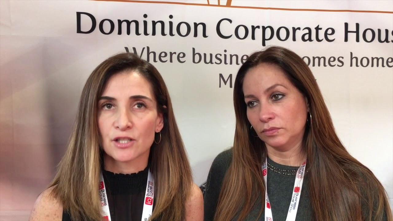 Interview: Alejandra Quintero and Aldonza Prioux, Dominion Corporate Housing