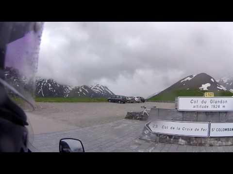 Col du Glandon (Alpen)