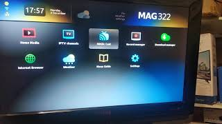mag 322 w1 iptv box review - TH-Clip