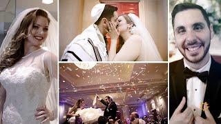 Eliana + Chad: Beautiful, Jewish Wedding Diary
