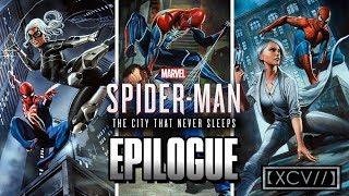 MARVEL'S SPIDER MAN (2018) EPILOGUE · The City That Never Sleeps DLC Full Walkthrough + ENDING