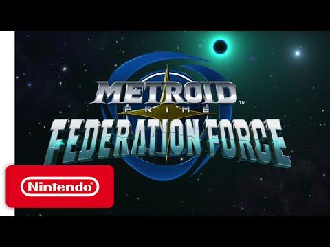 Видео № 0 из игры Metroid Prime: Federation Force (Б/У) [3DS]