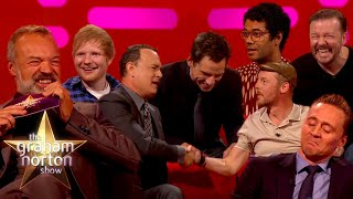 The Nerdiest Moments On The Graham Norton Show | Part One