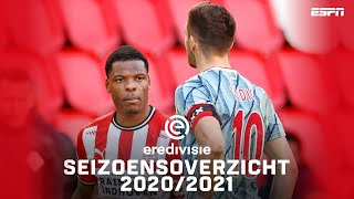 Seizoensoverzicht Eredivisie 2020/'21: Arjen Robben, 0-13 en de topscorer degradeert!
