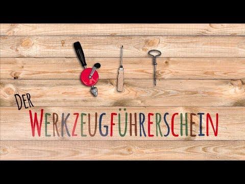 Werkzeugführerschein - Bohren und Schrauben