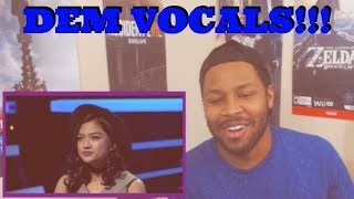MARION JOLA - HAVANA (Camila Cabello ft. Young Thug) - Indonesian Idol 2018 {REACTION}