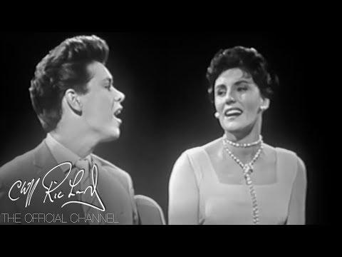 Cliff Richard & Maureen René - Living Doll |German Version (The Cliff Richard Show, 19.03.1960)