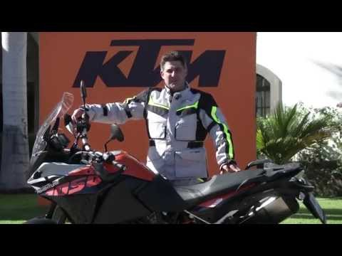 KTM 1050 Adventure Ridden and Introduced