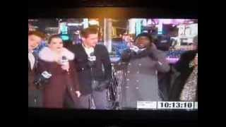 Доминик Шервуд, Vampire Academy Cast on MTV New Years 2014 Celebration w Clip