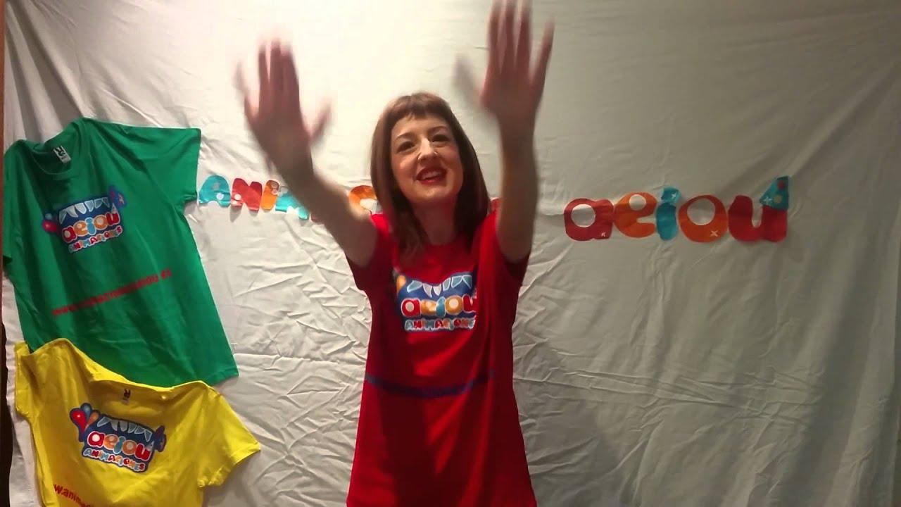 Canción infantil para bailar: chuchua de cantajuego