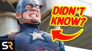 10 Things You Didn't Know About Marvel