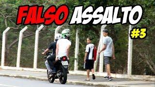 FALSO ASSALTO 3 - PEGADINHA | Kholo.pk
