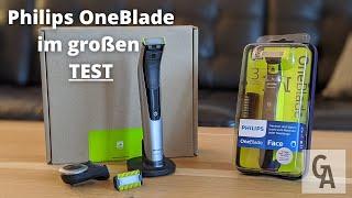Philips OneBlade Rasierer im Test: Lohnen sich die Elektrorasierer & wo sind die Unterschiede?
