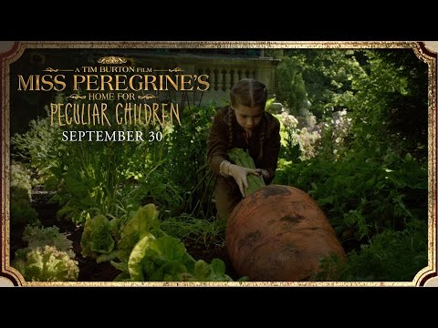 Miss Peregrine's Home for Peculiar Children Miss Peregrine's Home for Peculiar Children (Character Profile 'Fiona')