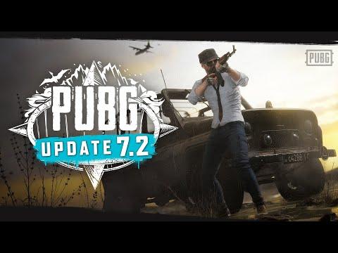 PUBG - Patch Report - Update 7.2