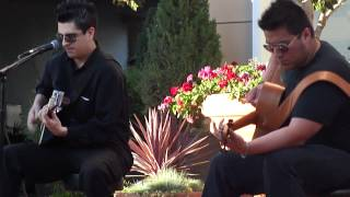 A Strange Day (Acoustic) - The Curse - The District in Tustin 07.07.12