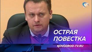 Андрей Никитин озвучил чиновникам, что будет, если садики и школы не достроят до конца года
