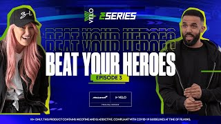 VELO ESERIES S1 Beat Your Heroes live stream