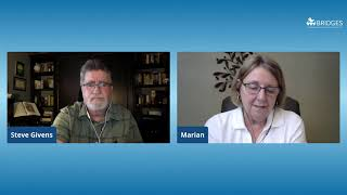 Bridges Conversations: Marian Love on Making Decisions for the Greater Good