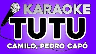KARAOKE (Tutu   Camilo, Pedro Capó)