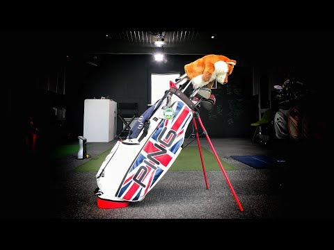 New 2018 What's In The Golf Bag - Peter Finch