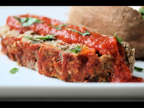 Simple & Delicious! Home Made Meatloaf Recipe