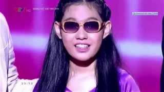 Giọng hát Việt nhí 2014 [21/6/2014] - Giọng đầy cảm xúc khiến giám khảo rời ghế nóng