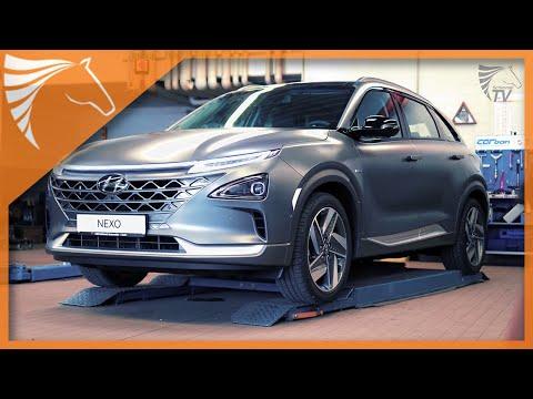Der Hyundai Nexo 2018 - eine Premiere im Autohaus (German)   CSB Schimmel Automobile