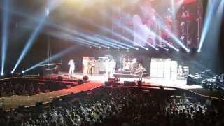 Aerosmith  2013.8.14 Osaka  Ending Member introduction