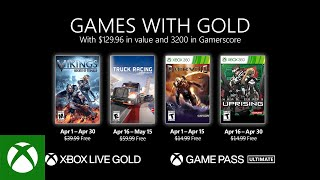 Games With Gold di aprile 2021