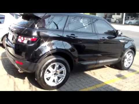 Land Rover Range Rover Evoque Pure 4WD 2.0  AT 240 HP 2012