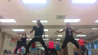 Give it to you. Eve & Sean Paul. Dance Fitness. The Torres Sisters