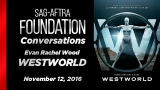 Conversations with Evan Rachel Wood of Westworld