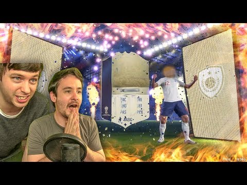CHRIS PACKS HIS FIRST WORLD CUP ICON!!! - FIFA 18 WORLD CUP ULTIMATE TEAM PACK OPENING