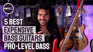 5 Of The Best Expensive Bass Guitars - Why Theyre Worth It!