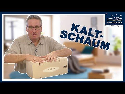 Warum eine Kaltschaummatratze? - FRAG DEN JÄGER - TraumKonzept Folge 16