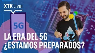 5G: mucho MÁS ALLÁ de la TELEFONÍA móvil | XTK Live | E9 x T1