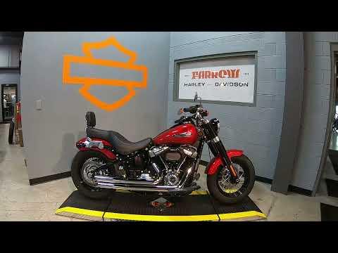 2018 Harley-Davidson Softail Slim FLSL