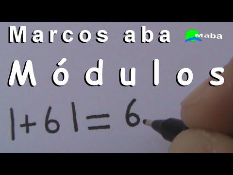 MÓDULO  (VALOR ABSOLUTO)  -  Números Inteiros