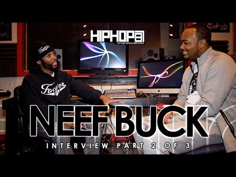 Neef Buck Talks Beanie Sigel Health Update, State Property 3 Movie Plans, & More (Part 2/3)