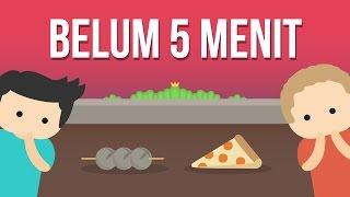 Benarkah Makanan Aman Untuk Dikonsumsi Saat Jatuh Sebelum 5 Menit?