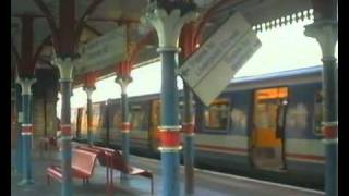 preview picture of video 'The former Primrose Hill station London.'