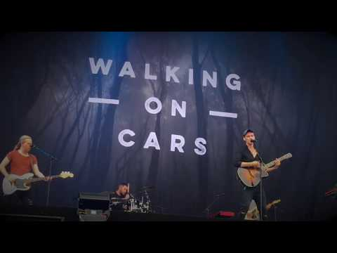 "Walking On Cars ""Waiting On The Corner"" - Live At Pinkpop Festival  2018"