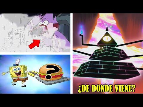 7 Misterios Sin Resolver En Dibujos Animados De Tu Infancia