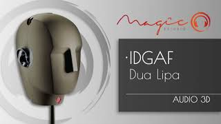 Sonido 3D - Cover Dua Lipa- IDGAF