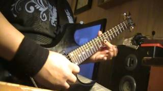standchup guitar covers-4 word's 2 choke up on