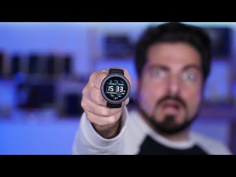 Amazfit Verge il PRIMO Smartwatch adatto a TUTTI! Ecco il perché!