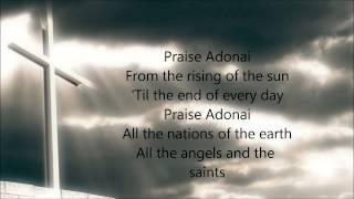 Paul Wilbur - Praise Adonai  (Lyrics)