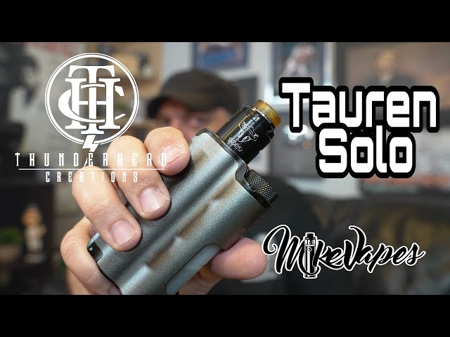 Tauren SoLo RDA! Thunder Head Creations