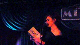 Anna Nalick - Break Me Open & Citadel - The Mint - 11-05-10 - 1 of 8